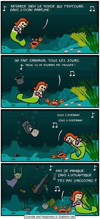 soit l'océan - meme