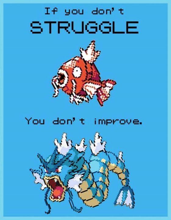 Struggle - meme