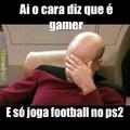Gamer poser