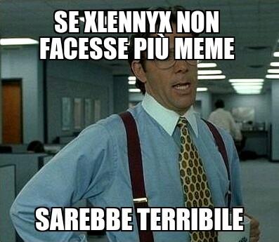 povero xlennyx - meme