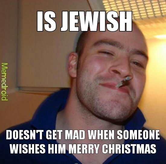 happy holidays - meme