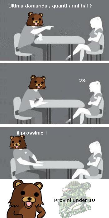 Provini Pedobear  - meme