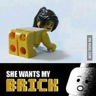 ever stepped on a lego? - meme