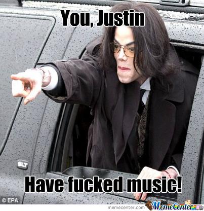 Faith in music.. lost - meme