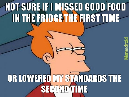 First world problems - meme