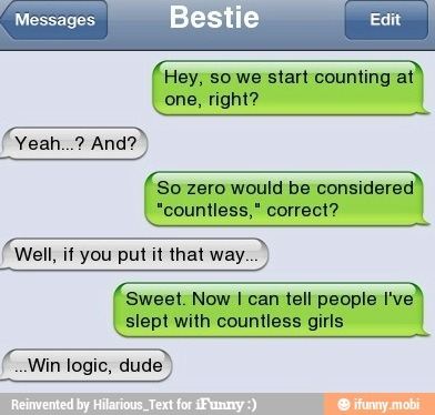 4th comment has slept with countless girls - meme