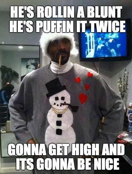 Dog Christmas Meme.How Snoop Dog Saved Christmas Meme By Marytoke420 Memedroid