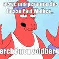 Paul zoidberg