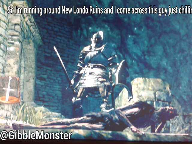 Can't wait for Dark Souls 2 - meme