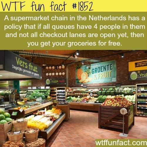 Must get free groceries!  - meme