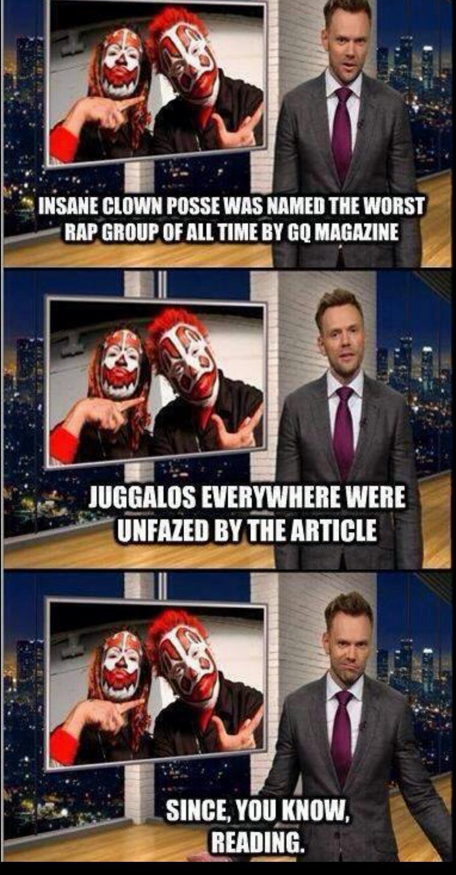 freggin clowns - meme