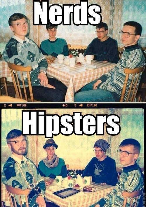 Spot the differences! - meme