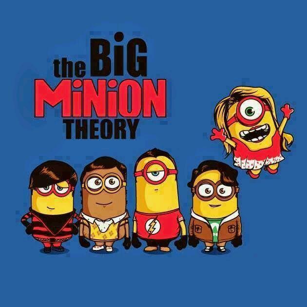 the big minion theory - meme