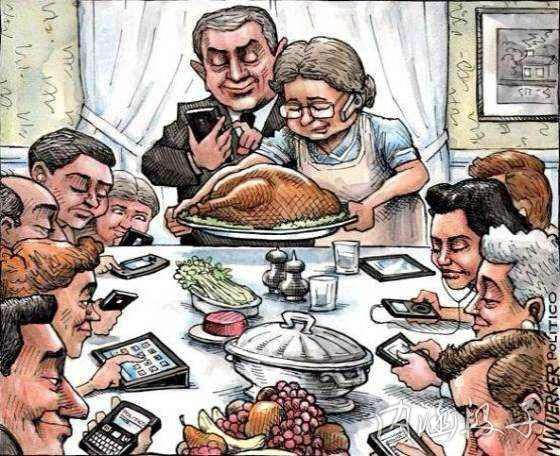 Image result for dysfunctional thanksgiving