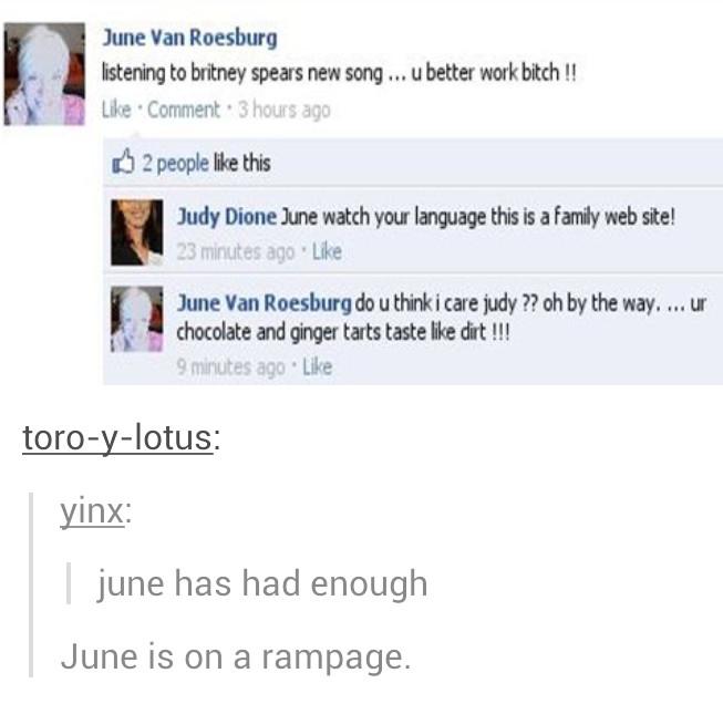 June got sicka ya sheet - meme