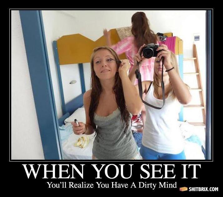 Dirty Mind Meme