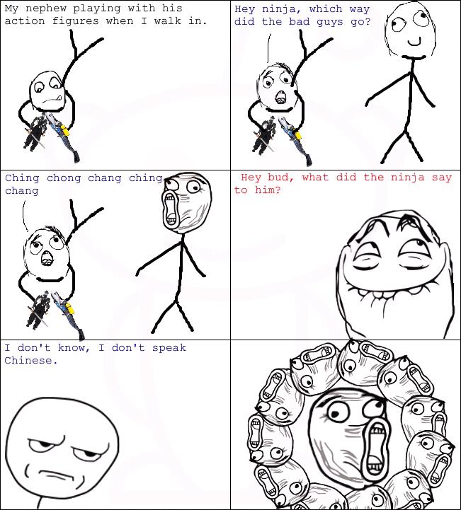 Ruining childhood - meme