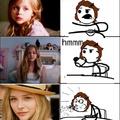 cereal girl (Chloe moretz)