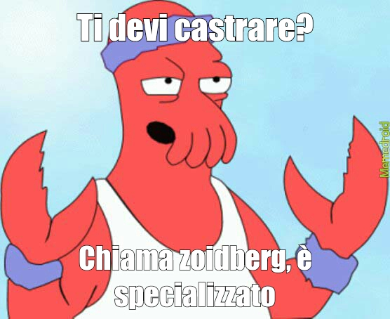Zoidberg - meme