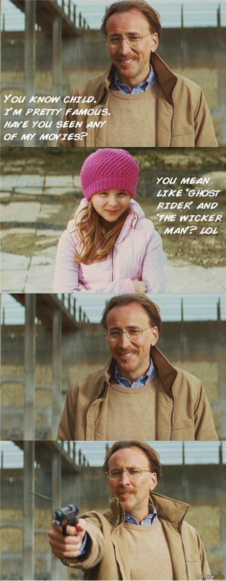 Nicholas Cage - meme
