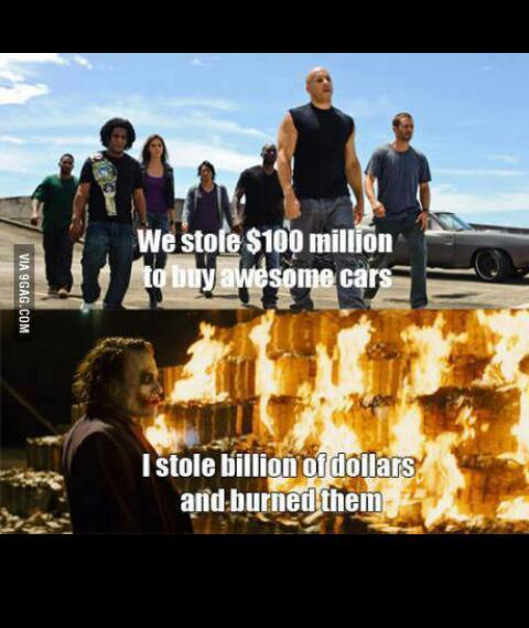 The Joker... - meme