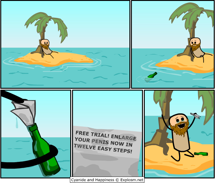 Island - meme