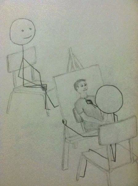 dibujante - meme