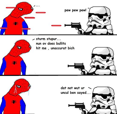 Spodurmen - meme