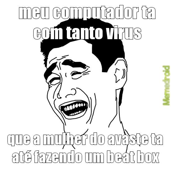 virus - meme
