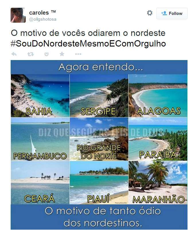 O título votou na Dilma :D - meme