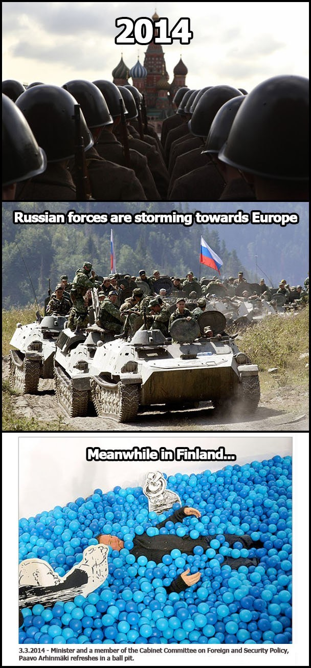 Finland for the win! - meme