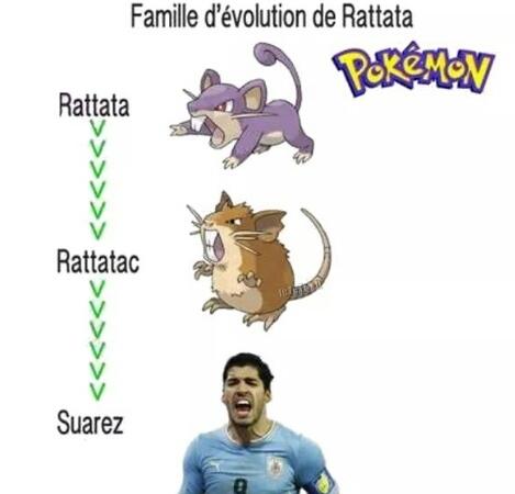 Luis Suarez - meme