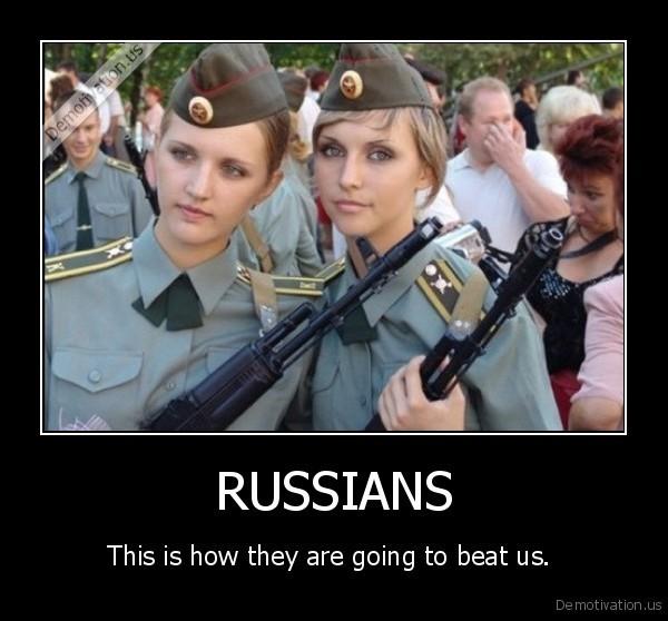 russia <3 - meme