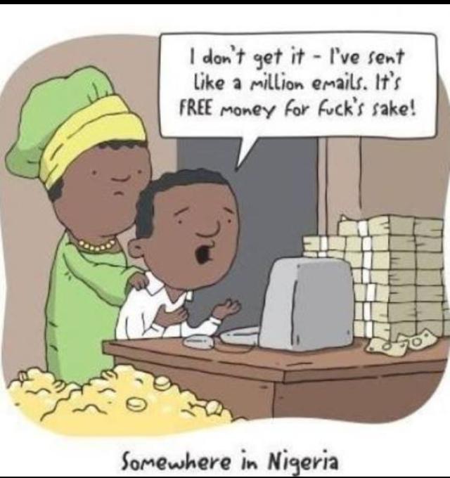 Why wont people accept his money - meme