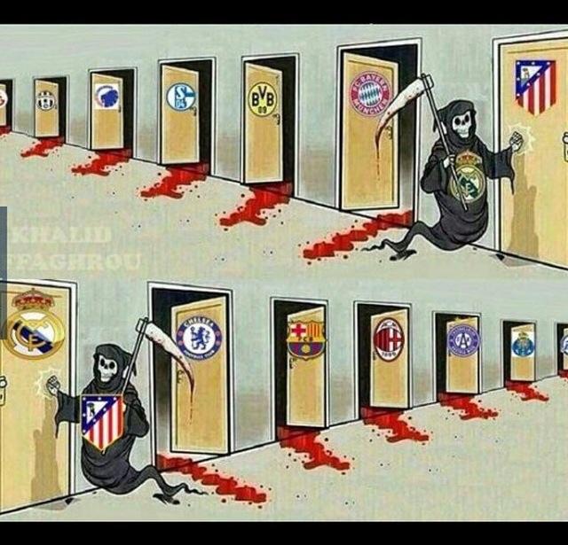 La champions - meme