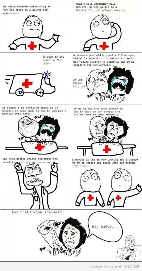 Le EMS Rage Comic - meme