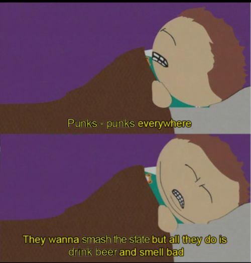 punks. - meme