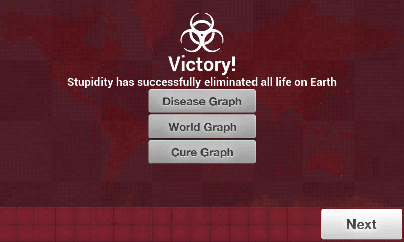 stupidity has killed the world! - meme