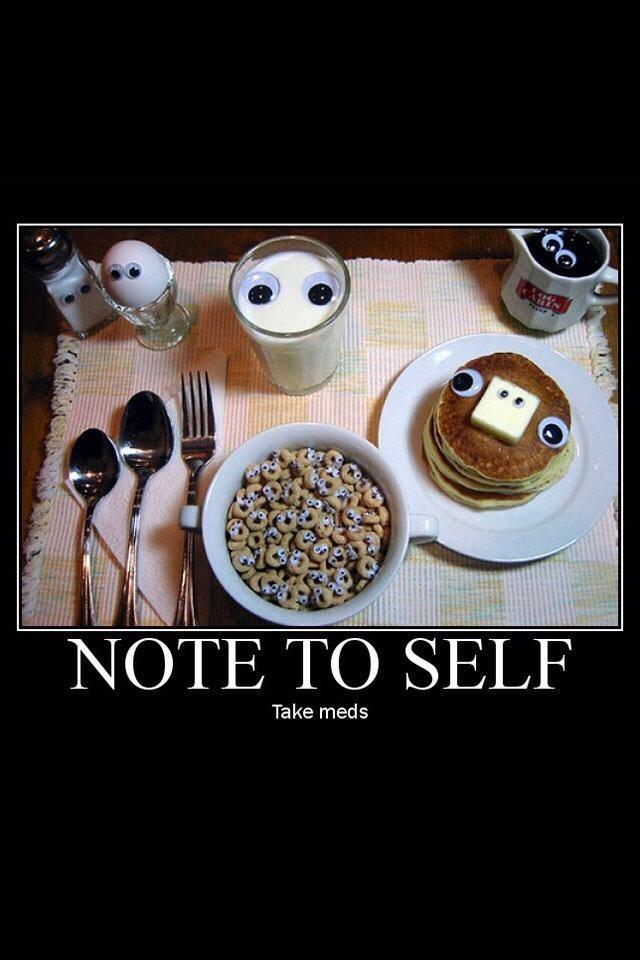 googly eyes everywhere! - meme
