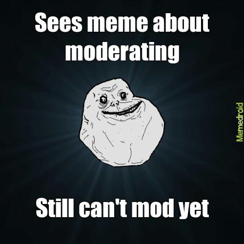 Forever a Reader - meme