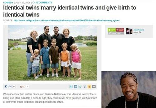 identical - meme