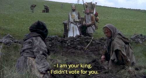Monty Python and the Holy Grail :D - meme