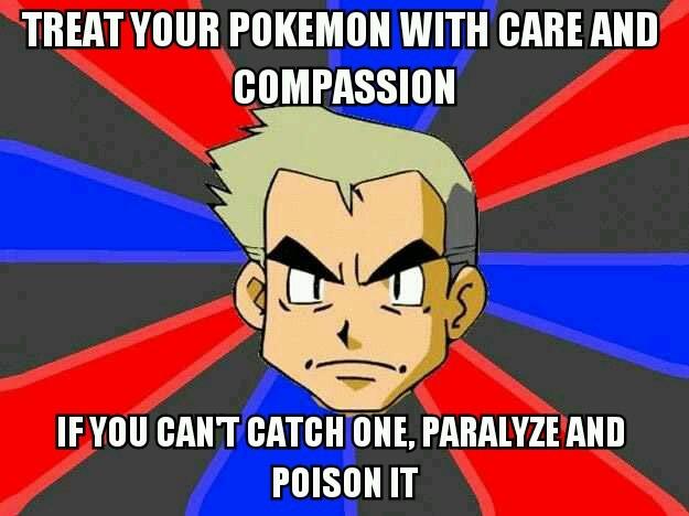Pokemon Logic - meme