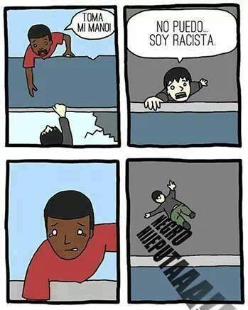 Rasiste u.u - meme