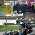 oh drunk baby, when will you learn?
