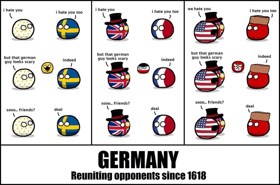 Germany tho - meme