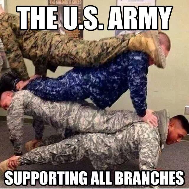 Army Strong - meme