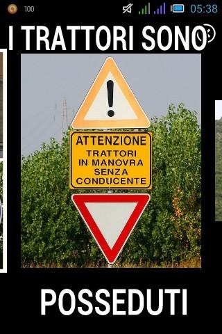 cartelli stradali - meme