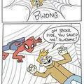 nice butt Spiderman x'D