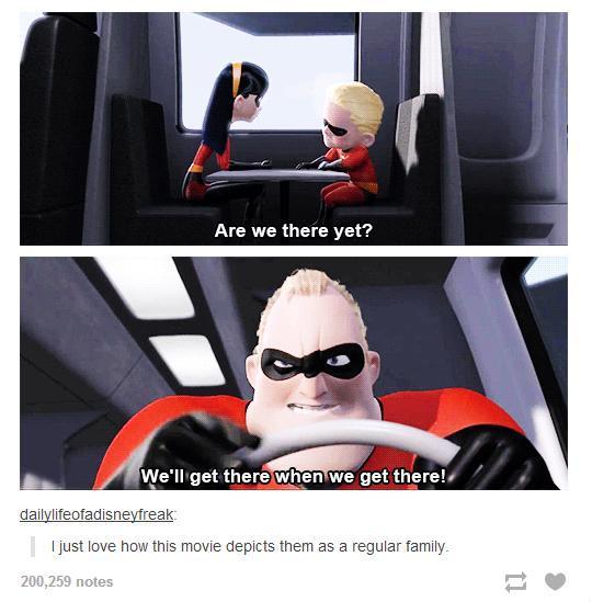 The Incredibles - meme